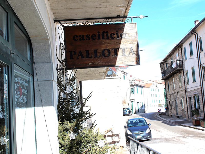 Caseificio Pallotta Capracotta